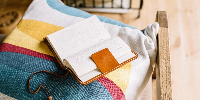 巣ごもり生活の相棒に。家で楽しむ革製品。