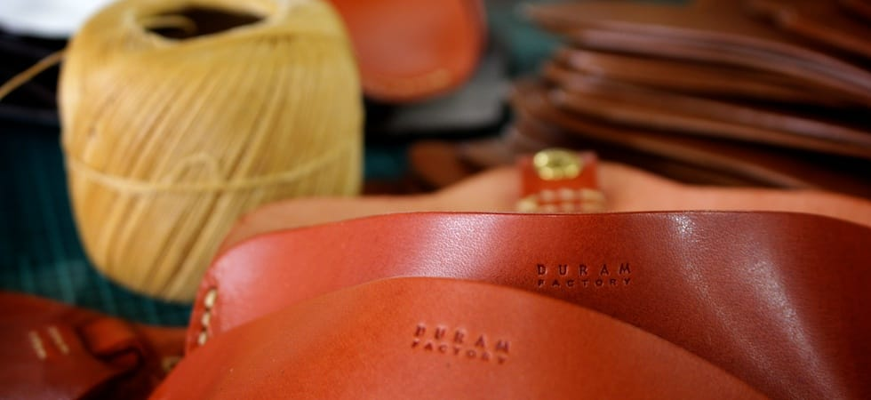 DURAM FACTORYの製品について