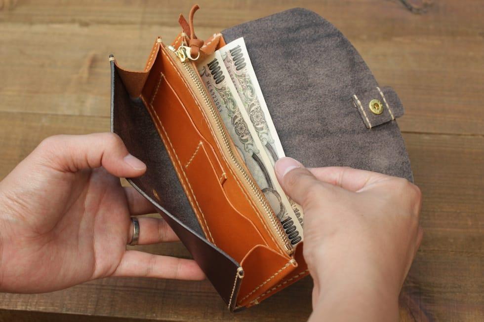 革の長財布03